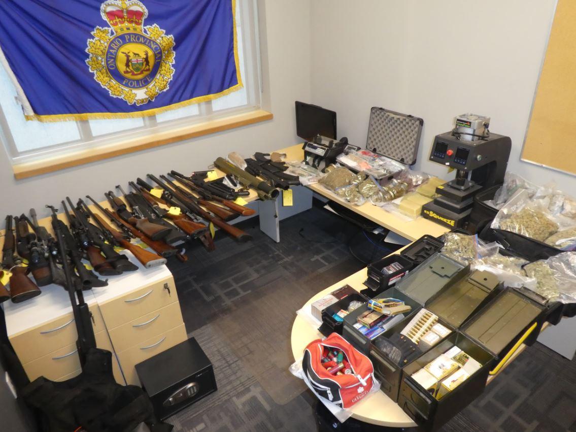Pembroke Warrant
