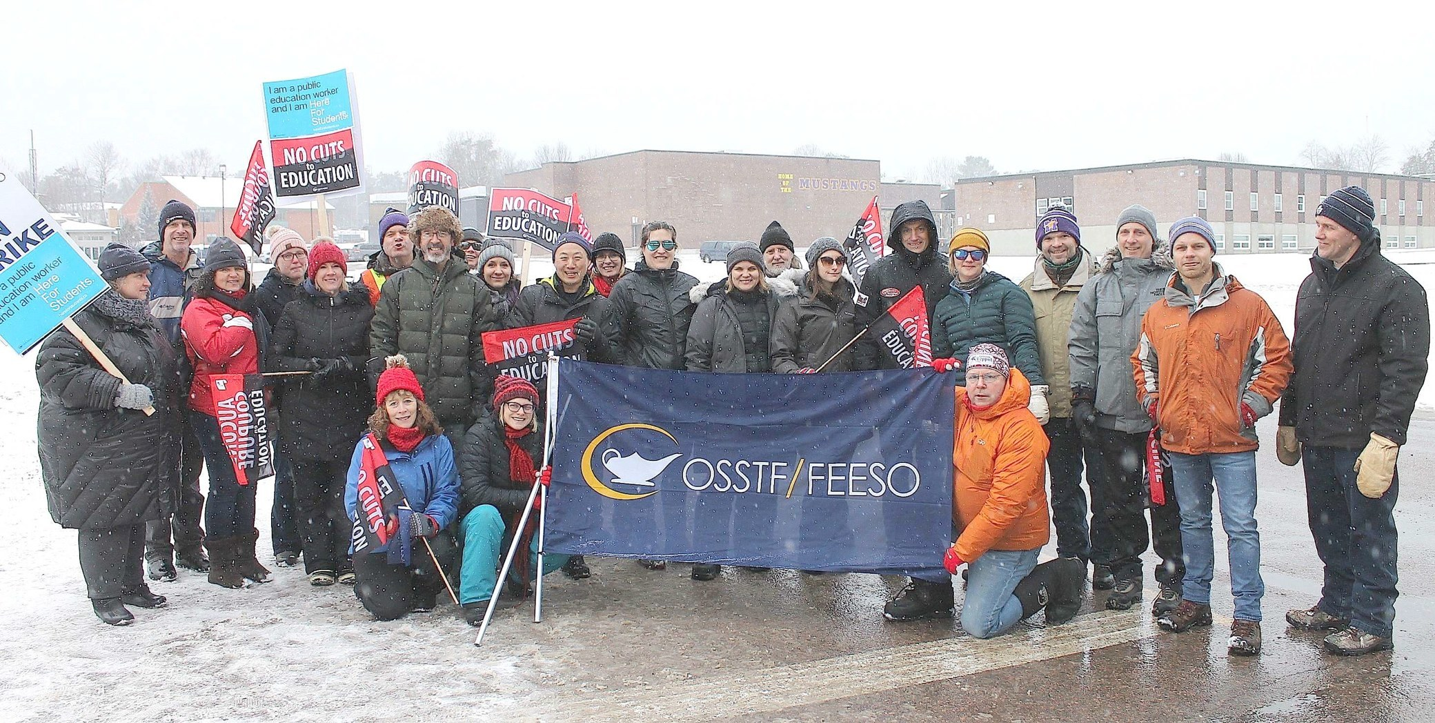 osstf strike